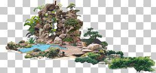 Artificial Hill Garden U5047u5c71 PNG