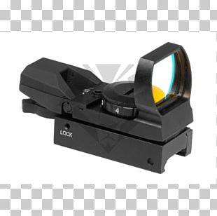 Reflector Sight Red Dot Sight Optics Airsoft PNG