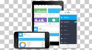 Sencha Touch Mobile App Development Software Framework Ext JS PNG