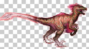 Utahraptor Velociraptor ARK: Survival Evolved Tyrannosaurus Allosaurus PNG
