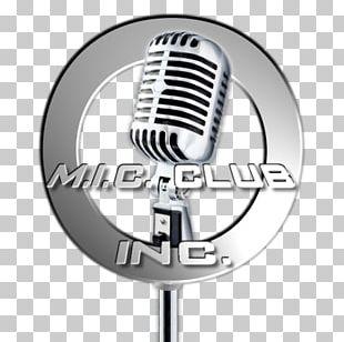 Microphone Open Mic Disc Jockey Music Radio PNG