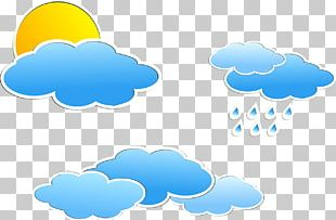 Cloud Overcast Weather Icon PNG