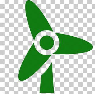 Wind Farm Wind Turbine Computer Icons PNG
