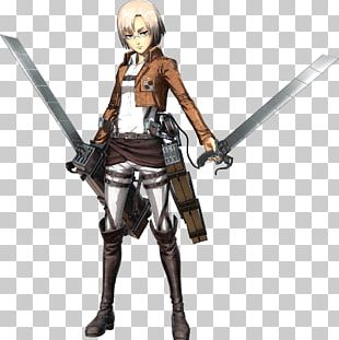 Attack On Titan 2 A.O.T.: Wings Of Freedom Hange Zoe Mikasa Ackerman Eren Yeager PNG