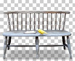 Chair Table Seat Bench PNG