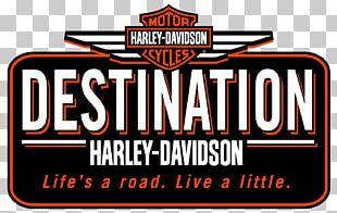 Destination Harley-Davidson Motorcycle Business Service PNG