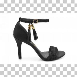 Sandal Shoe Heel Suede Dust PNG