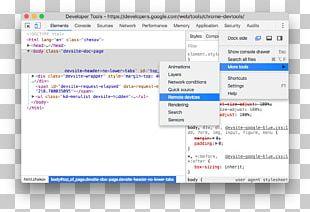 Web Page Apache Cordova Debugging Computer Program Programmer PNG