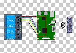 Raspberry Pi 3 General-purpose Input/output Light-emitting Diode Sensor PNG