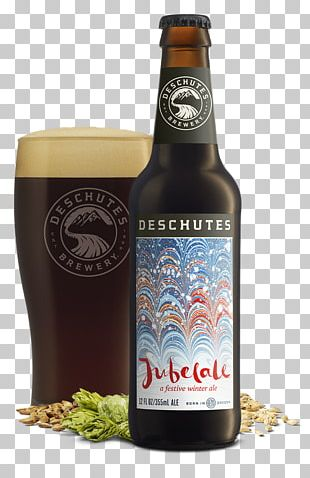 Deschutes Brewery Porter Beer Black Butte India Pale Ale PNG