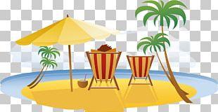 Beach Vacation Seaside Resort Travel PNG