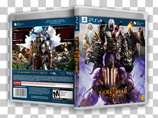 God Of War III PlayStation 4 Video Game Remaster PNG