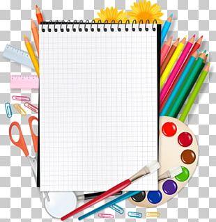 School Desktop Student PNG