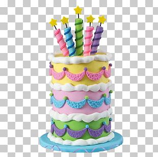 Birthday Cake Cupcake Wedding Cake Fondant Icing PNG
