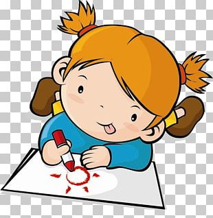 Childrens Drawing PNG