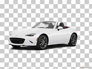 2018 Mazda MX-5 Miata RF Car 2018 Mazda MX-5 Miata Sport Convertible PNG