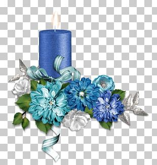Cut Flowers Floral Design Blue Flower Bouquet PNG