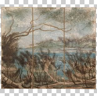 Painting Frames Forest Photography Modern Art PNG