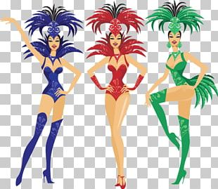 Showgirl PNG