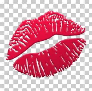 Emoji Kiss Sticker Lip PNG