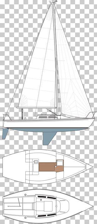 Sail Schooner Brigantine Yawl Sloop PNG