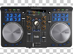 DJ Controller Disc Jockey Virtual DJ Audio Mixers DJ Mix PNG