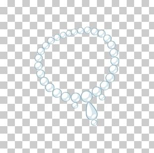 Pearl Necklace Jewellery PNG