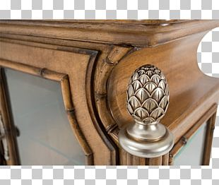 Wood Stain Buffets & Sideboards Antique Mirror PNG