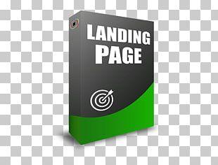 Digital Marketing Landing Page Web Page Internet PNG
