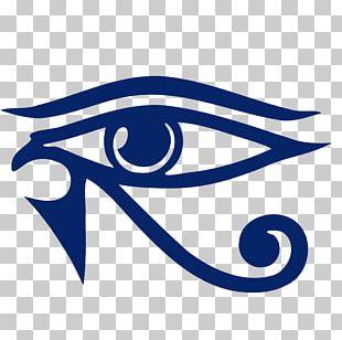 Eye Of Horus Egyptian Symbol PNG