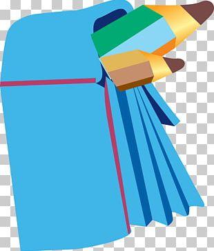 School Satchel Bag PNG