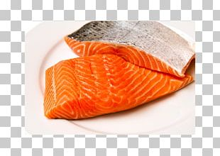 Smoked Salmon Fish Fillet Seafood Salmon As Food PNG