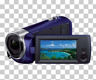 Sony Handycam HDR-CX405 Sony Handycam HDR-CX240 Video Cameras PNG