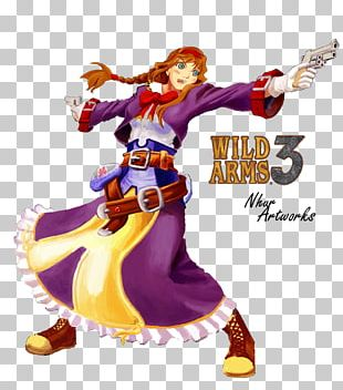Wild Arms 3 PlayStation 2 Wild Arms 4 PlayStation 4 Fan Art PNG