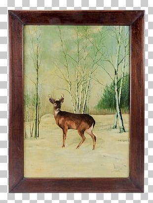 Oil Painting Artist Landscape Painting PNG