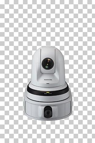 Pan–tilt–zoom Camera P2 Serial Digital Interface Panasonic AW-HE40SKPJ Ptz Camera PNG