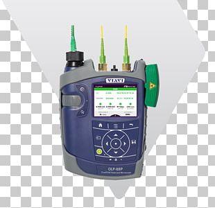 Viavi Solutions Passive Optical Network Optical Power Meter Optical Fiber Optics PNG