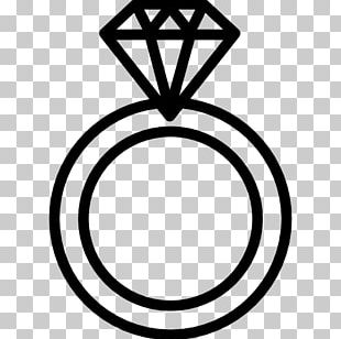 Engagement Ring Wedding Ring Diamond Computer Icons PNG