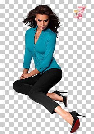 Fashion Model Irina Shayk Leggings Shoe PNG