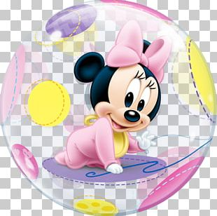 Minnie Mouse Balloon Mickey Mouse Baby Shower Party PNG