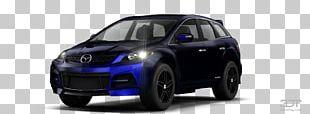 Mazda CX-7 Compact Car Mid-size Car City Car PNG