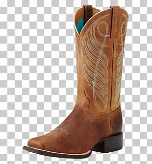 Ariat Cowboy Boot Clothing Riding Boot PNG