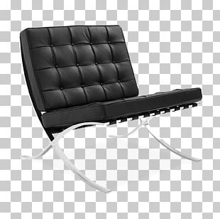 Barcelona Chair Barcelona Pavilion Eames Lounge Chair Couch PNG
