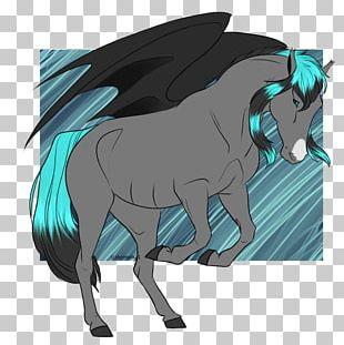 Pony Mustang Stallion Pack Animal Rein PNG