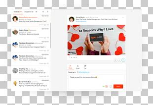 Social Media Measurement Advertising Information Business PNG