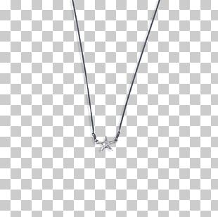Locket Necklace Body Jewellery Chain Silver PNG