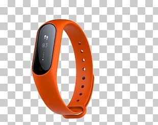 Xiaomi Mi Band 2 Activity Tracker Wristband Smartwatch PNG