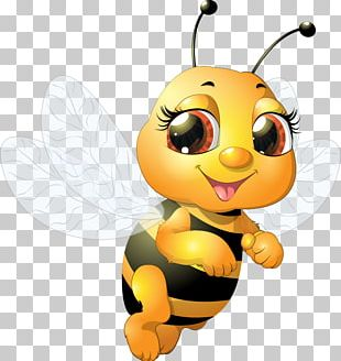 Bee Beauty PNG