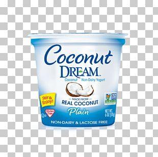 Ice Cream Soy Milk Almond Milk PNG