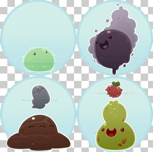 Pixel Art Slime Rancher Digital Art Game PNG
